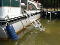 Pontoon - Side Mount Ladder