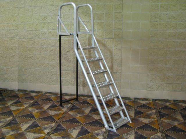 7 Step Special Ladder Aqua Stairs